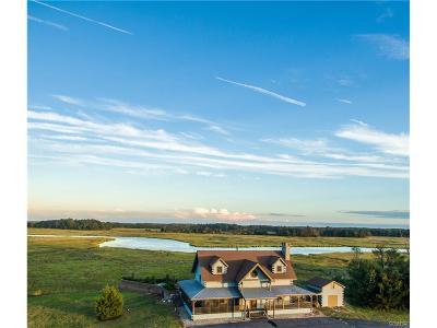 Milton Single Family Home For Sale: 2 Graves Farm Rd