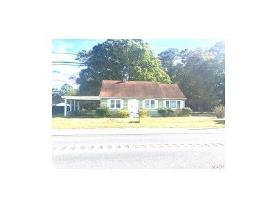 Single Family Home For Sale: 26409 Gravel Hill