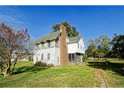 Milton Single Family Home For Sale: 18401 Cool Spring Road