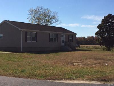 Bridgeville Single Family Home For Sale: 13092 Russell Road