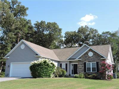 Seaford Single Family Home For Sale: 10733 Serenity