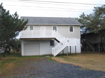 Fenwick Island Single Family Home For Sale: 8 W Cannon Street