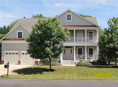 Bethany Beach Single Family Home For Sale: 38367 Virginia Dr.