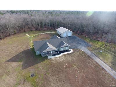Greenwood Single Family Home For Sale: 4260 Shyanne Lynn Lane