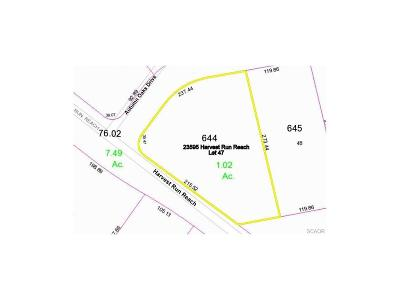 Residential Lots & Land For Sale: 23595 Harvest Run Reach