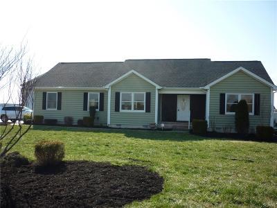 Bridgeville Single Family Home For Sale: 19498 Chaplains Chapel Road