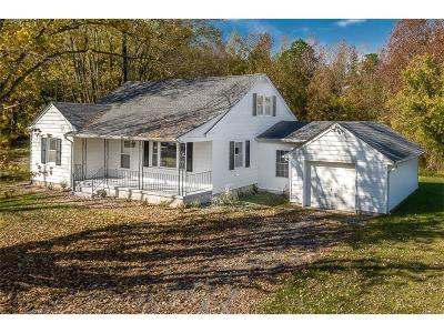 Laurel Single Family Home For Sale: 12493 County Seat Hwy
