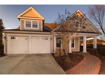 Bridgeville Single Family Home For Sale: 4 Blue Heron Court