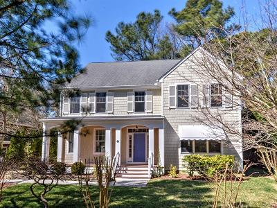 NORTH REHOBOTH Single Family Home For Sale: 51 Henlopen Avenue