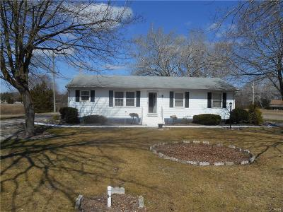 Single Family Home For Sale: 110 Old Landing