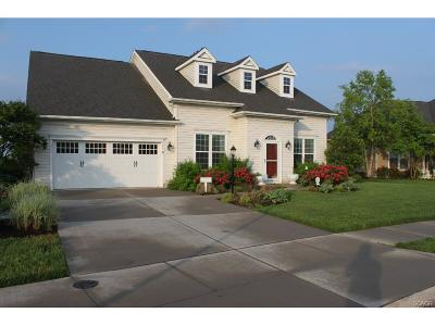 Bridgeville Single Family Home Active w/Kick-out: 22 White Pelican Ct