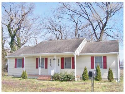 Laurel Single Family Home For Sale: 801 Wolfe St.