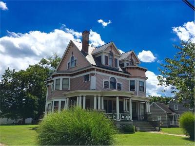 Bridgeville Multi Family Home For Sale: 201 Delaware Avenue