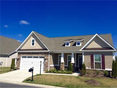 Bridgeville Single Family Home For Sale: 3 Blue Heron Ct.