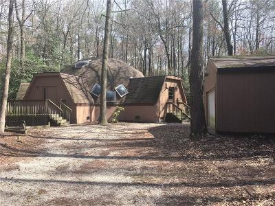 Single Family Home For Sale: 13604 Collins Pond Road