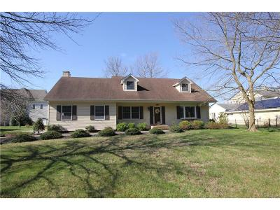 Rehoboth Beach Single Family Home For Sale: 105 West Side Dr.
