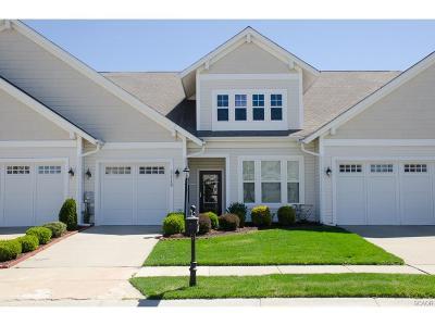 Bridgeville Single Family Home For Sale: 116 Whistling Duck Drive