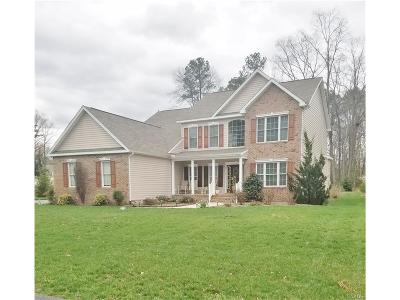 Seaford Single Family Home For Sale: 10520 Tall Pine Dr