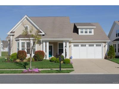 Bridgeville Single Family Home For Sale: 112 Widgeon Way