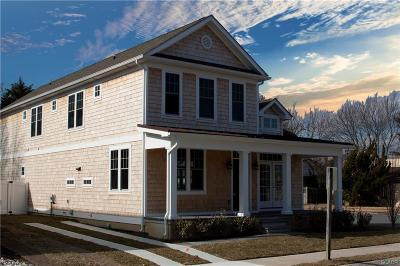 SOUTH REHOBOTH Single Family Home For Sale: 301 Scarborough Avenue