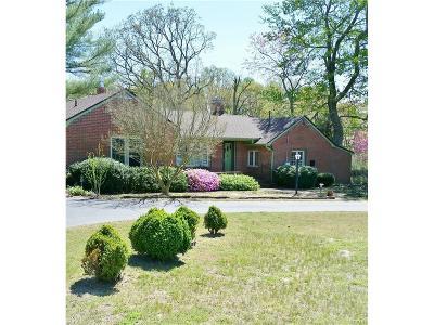 Laurel Single Family Home For Sale: 7276 Shell Bridge Rd