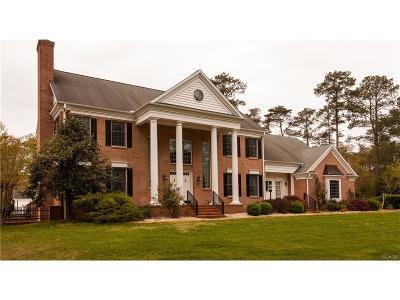 Seaford Single Family Home For Sale: 307 Deep Creek Drive