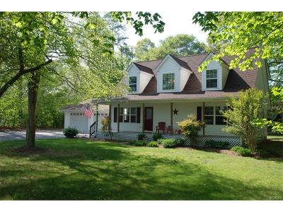 Sussex County Single Family Home For Sale: 18604 Shingle Point