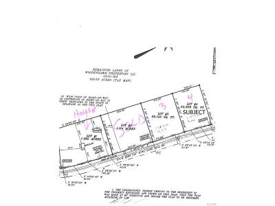 Bridgeville Residential Lots & Land For Sale: Lot 4 Sand Hill Rd. #4