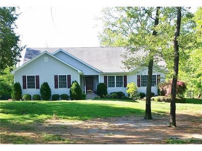 Seaford Single Family Home For Sale: 25364 Mallard Drive