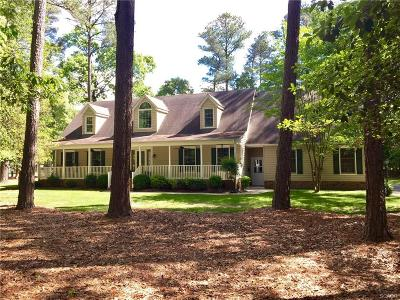 Laurel Single Family Home For Sale: 32531 Holly Oak Drive