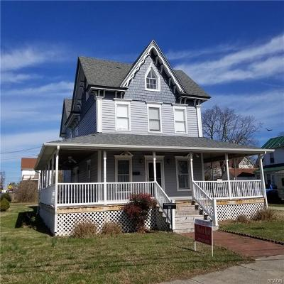 Milford Single Family Home For Sale: 315 NW Front Street