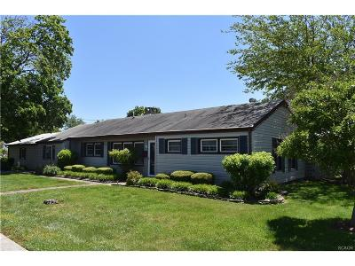 Bridgeville Single Family Home For Sale: 115 Edgewood Street