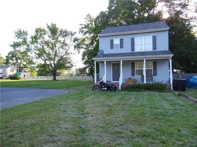Sussex County Single Family Home For Sale: 1 N Memorial