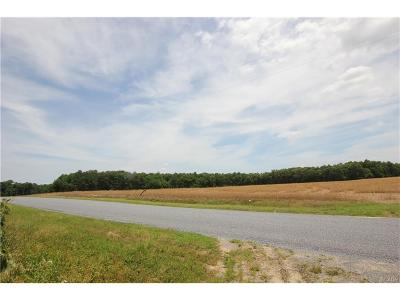 Bridgeville Residential Lots & Land For Sale: 14998 Sand Hill Rd. #1