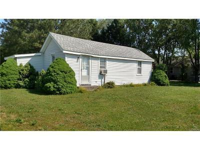 Single Family Home For Sale: 30230 Millsboro Hwy