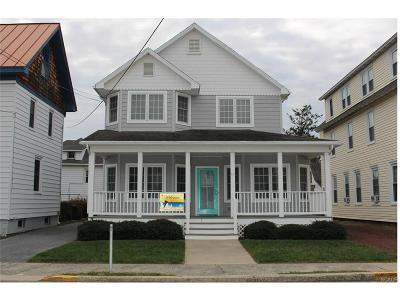 South Rehoboth Single Family Home For Sale: 14 Hickman
