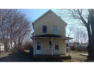 Kent, New Castle, Sussex, KENT (DE) COUNTY Single Family Home For Sale: 613 W Commerce
