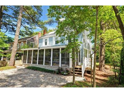 NORTH REHOBOTH Single Family Home For Sale: 26 Henlopen Ave