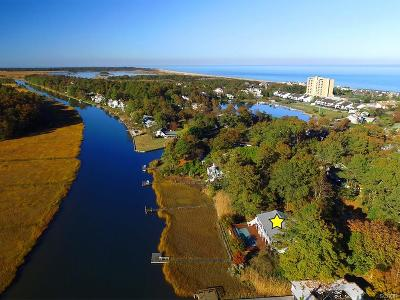 Henlopen Acres, North Shores Single Family Home For Sale: 5 Harbor Road