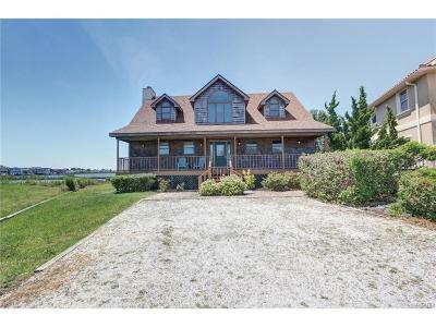 Fenwick Island Single Family Home For Sale: 806 South Schulz Road
