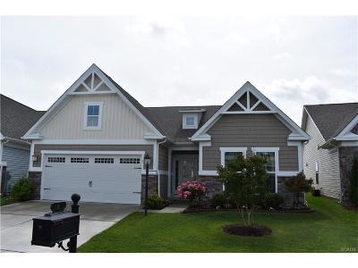 Bridgeville Single Family Home For Sale: 6 Whistling Duck Drive