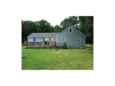 Sussex County Single Family Home For Sale: 15074 Arvey