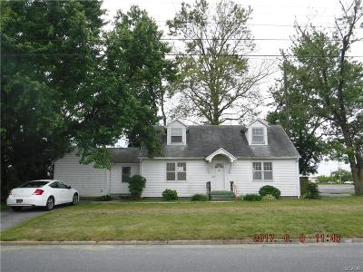 Sussex County Single Family Home For Sale: 104 Oak Lane