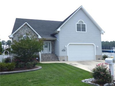 Selbyville Single Family Home For Sale: 37679 Pine Road