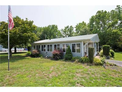 Millville Mobile Home For Sale: 31382 Oak St