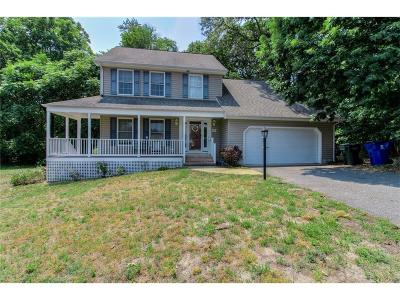 Sussex County Single Family Home For Sale: 306 Baywinds