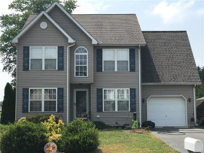 Harrington Single Family Home For Sale: 43 Dandelion