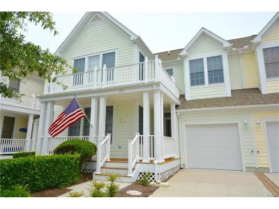 Sussex County Condo/Townhouse For Sale: 209 Willow Oak