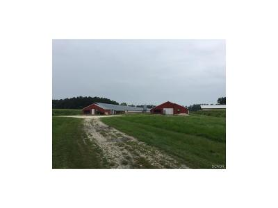 Farm For Sale: 35366 Line Rd E
