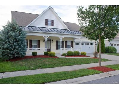 Bridgeville Single Family Home For Sale: 14 Amandas Teal